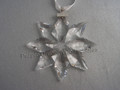 2013 Annual Edition Star / Snowflake Christmas Ornament