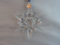 1997 Annual Edition Star / Snowflake Christmas Ornament