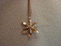 2015 SCS Annual Edition Little Golden Star / Snowflake Christmas Ornament
