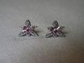 SCS 2013 Orchid Earrings