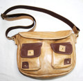 Two tone Carry Conceal Purse