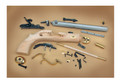 Traditions Trapper Pistol Kit .50 cal Percussion