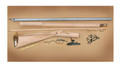 Traditions Kentucky Rifle Kit .50 cal Percussion