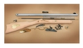 Traditions St. Louis Hawken Rifle Kit .50 Percussion
