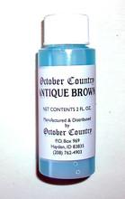Gun Browning Solution