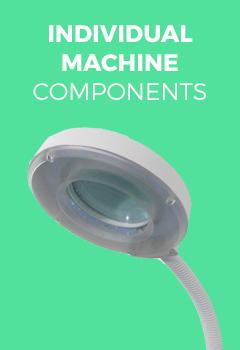 TLC 8000 Individual Machine Components