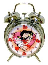 Betty Boop Desk Alarm Clock