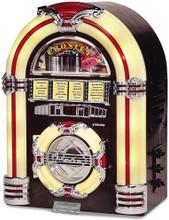 Jukebox With AM/FM Radio & CD Player