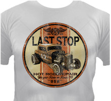 Last Stop Hot Rod Repair T-Shirt