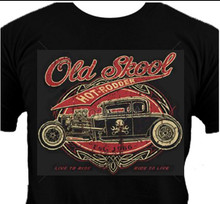 Old School Hot Rodder T-Shirt