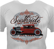 Southside Hot Rod Shop T-Shirt