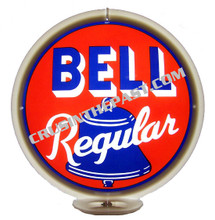 Bell Regular Gasoline Gas Pump Globe