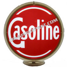 Gasoline Gas Pump Globe
