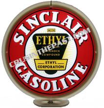 Phillips 66 Ethyl Gasoline Gas Pump Globe - Crusin The Past