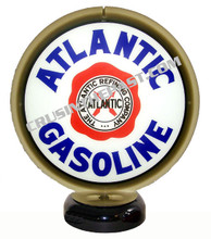 Atlantic Gasoline Gas Pump Globe Desk Lamp