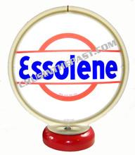 Essolene Gasoline Gas Pump Globe Desk Lamp