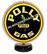 Phillips Unique Gasoline Gas Pump Globe Desk Lamp - Crusin