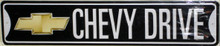 Chevy Drive Street Sign