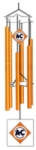 Allis Chalmers Tractor Super Size 3 Foot Tall Windchime