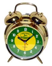 John Deere Classic Style Twin Bell Alarm Clock