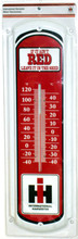 "International Harvester ""Shed"" Super Size 27"" Tall Thermometer"