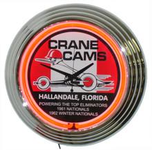 Crane Cams Neon Clock