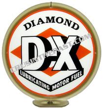 Diamond DX Gasoline Gas Pump Globe