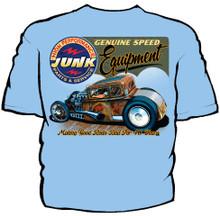 Junk Speed Equipment Navy Work Shirt