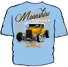 Moonshine Runner Navy Work Shirt