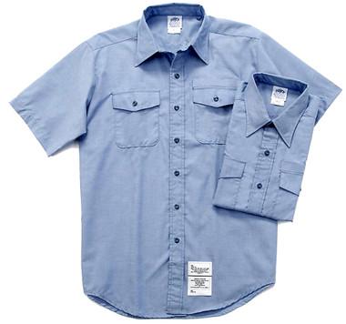 44df1ea6d Rusty Nuts Auto Shop Navy Work Shirt. Price: $21.99. Image 1