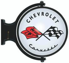 Corvette Revolving Wall Flange