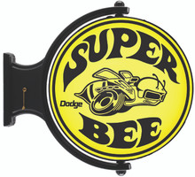 Dodge Super Bee Revolving Wall Flange