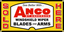Anco Wiper Blades Wall Banner