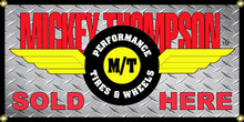 Mickey Thompson Performance Tires Wall Banner