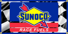 Sunoco Race Fuels Wall Banner