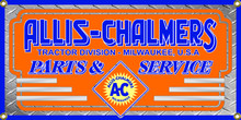 Allis Chalmers Wall Banner