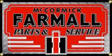 Farmall Wall Banner