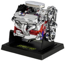 Chevrolet Hot Rod 350 1/6 Scale Engine