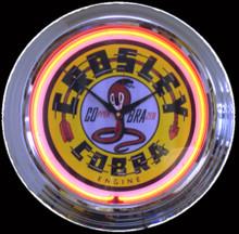 Crosley Cobra Neon Clock