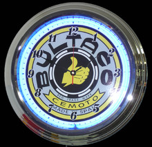 Bultaco Neon Clock