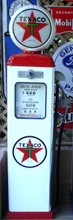 Texaco Star 1950's Full Size Erie Gas Pump