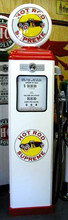 Hot Rod Garage 1950's Full Size Erie Gas Pump