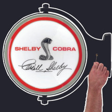 Caroll Shelby Signature Revolving Wall Flange