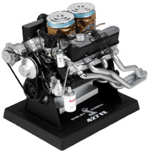 Shelby Cobra 427 Dual Quad 1/6 Scale Engine