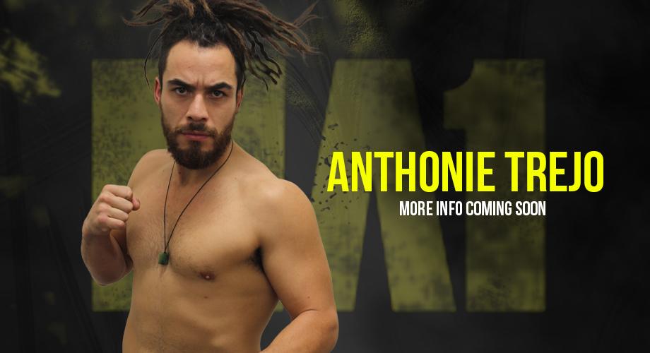 Anthonie Trejo   EL GRINGO   MMA   Absolute MMA   MA1   Athlete