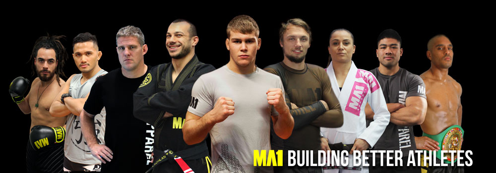 MA1 Athlete Banner