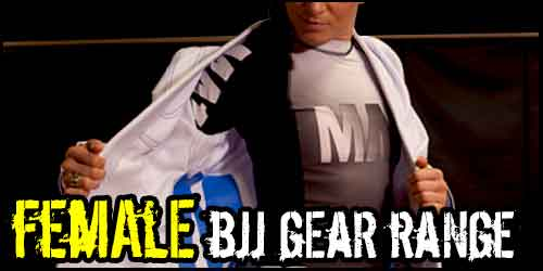 MA1 Female BJJ Gear