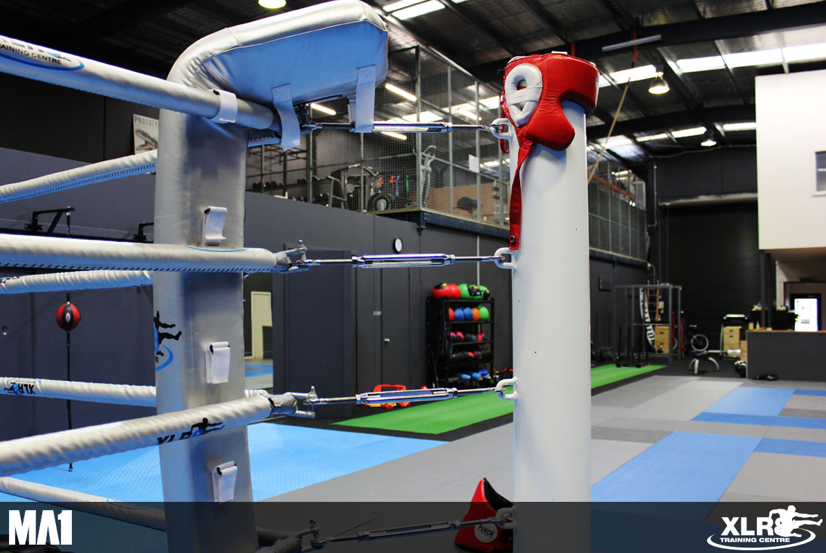 MA1 Equipped Commercial Gym Fitout - XLR8 Training Centre