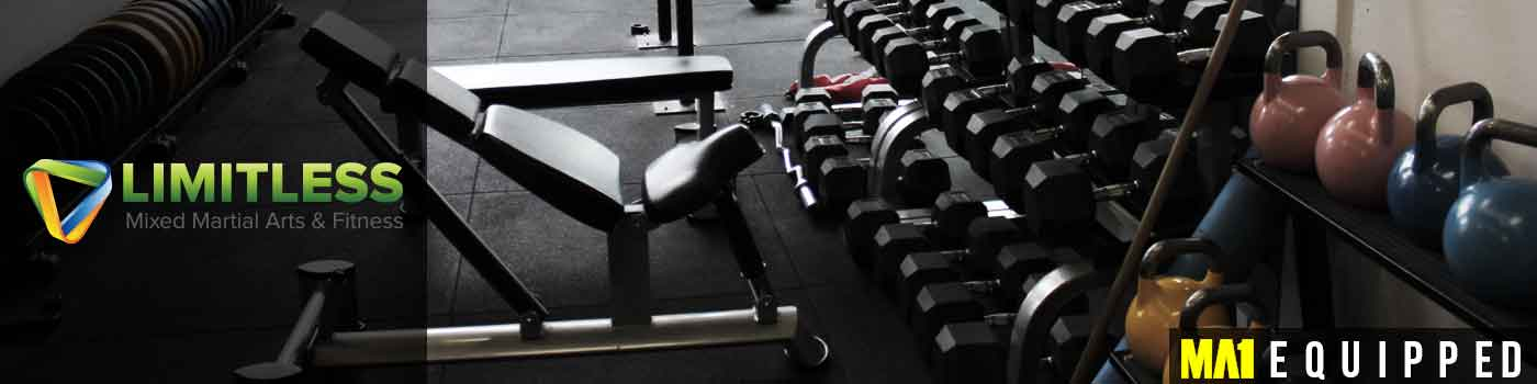 MA1 Commercial Gym Fitouts Gallery
