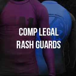 MA1 Long Sleeve Rash Guards